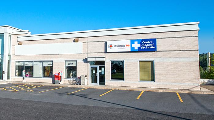 Vergo - Clinique médicale - Saint-Basile-le-Grand