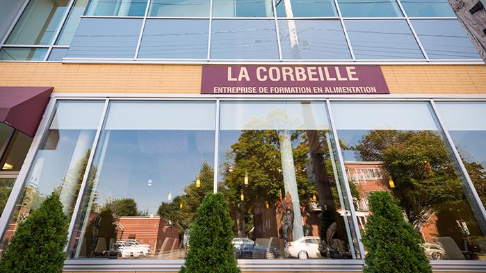 Vergo - La Corbeille Bordeaux-Cartierville - Montréal