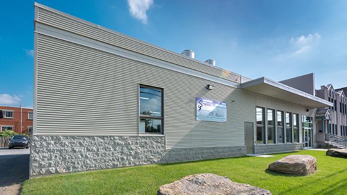 Vergo - Le Centre SCAMA - Laval