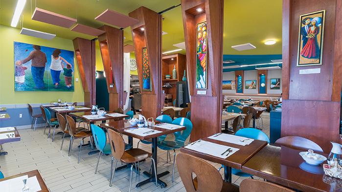 Vergo - Restaurant Turquoise - Laval