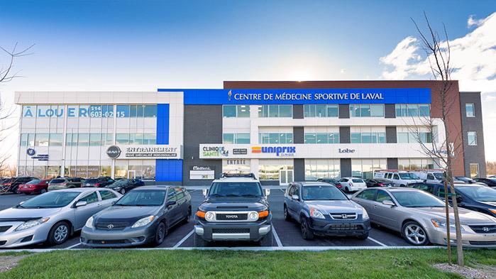 Vergo - Carrefour santé 440 - Laval