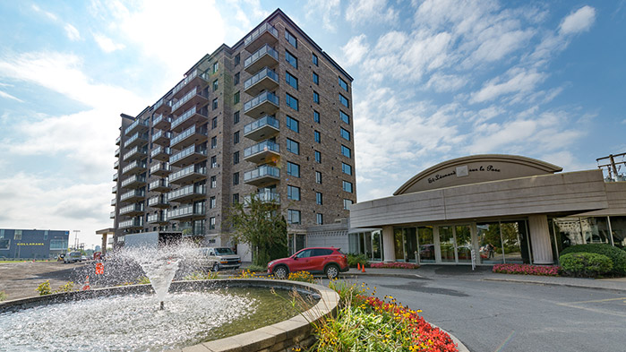 Vergo - Résidence le Parc (phase2) - Montréal