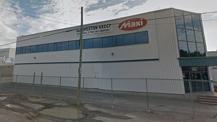Vergo - Usine Maxi Canada - Saint-Lin-Laurentide