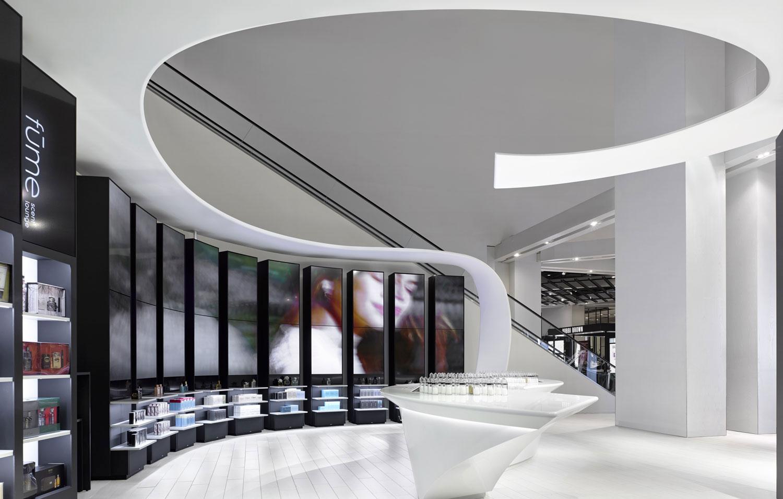 vergo aménagement commercial interior
