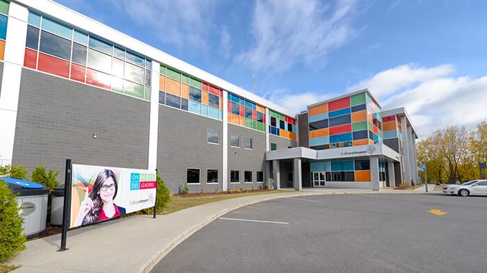 Vergo - Agrandissement - Collège citoyen
